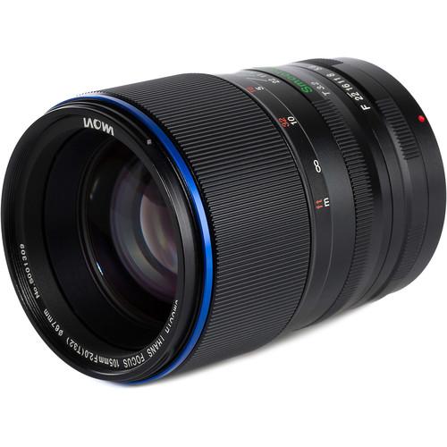 Venus Optics Laowa 105mm f/2 Smooth Trans Focus Lens for Sony A