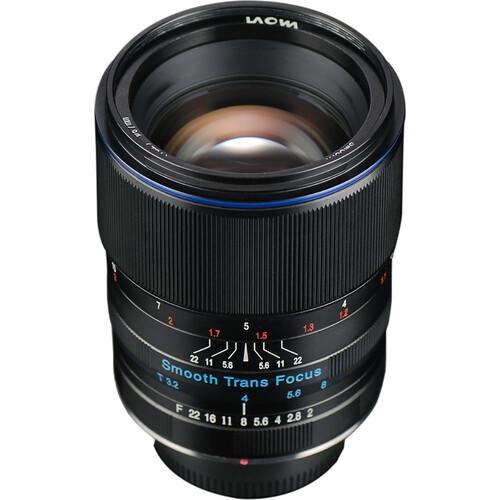 Venus Optics Laowa 105mm f/2 Smooth Trans Focus Lens for Sony E