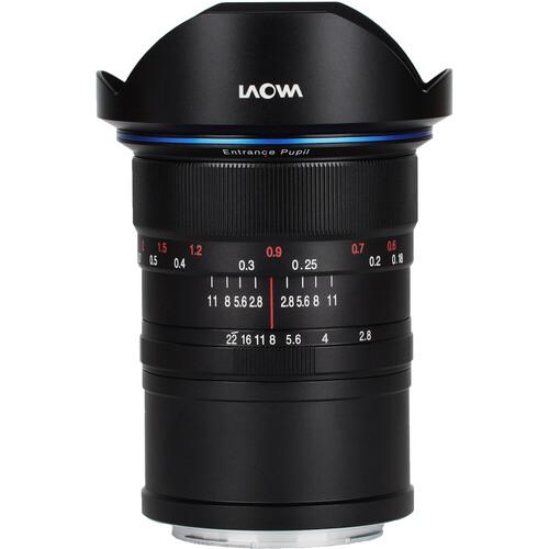 Venus Optics Laowa 12mm f/2.8 Zero-D Lens for Nikon Z