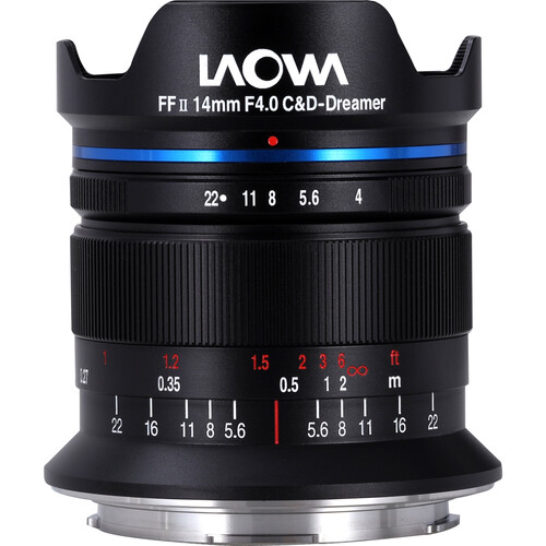 Venus Optics Laowa 14mm f/4 FF RL Lens for Leica L