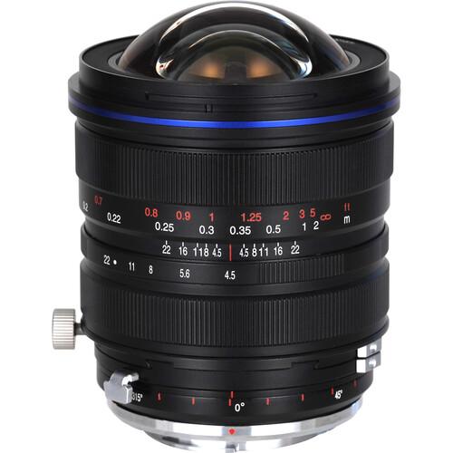 Venus Optics Laowa 15mm f/4.5 Zero-D Shift Lens for Pentax K