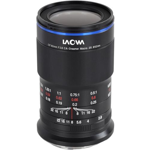Venus Optics Laowa 65mm f/2.8 2x Ultra Macro APO Lens for Canon EF-M