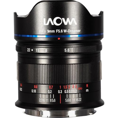 Venus Optics Laowa 9mm f/5.6 FF RL Lens for Leica L
