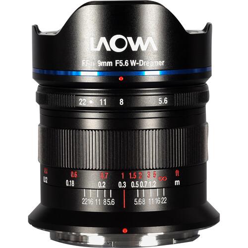Venus Optics Laowa 9mm f/5.6 FF RL Lens for Nikon Z