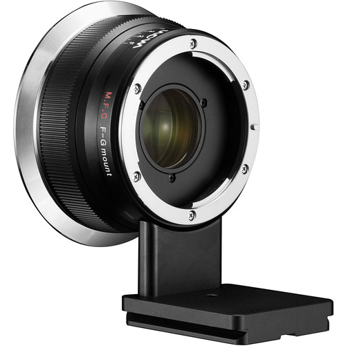 Venus Optics Laowa Magic Format Converter MFC (Canon EF to Fujifilm G)