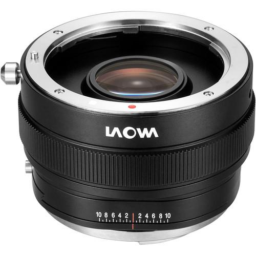 Venus Optics Laowa Magic Shift Converter MSC (Canon EF to Sony E)