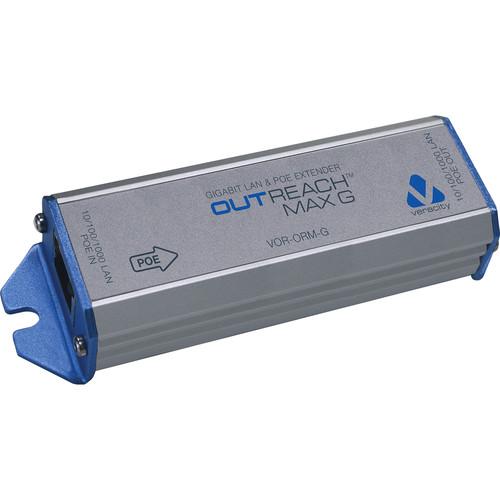 Veracity OUTREACH Max G Gigabit Ethernet & PoE Extender