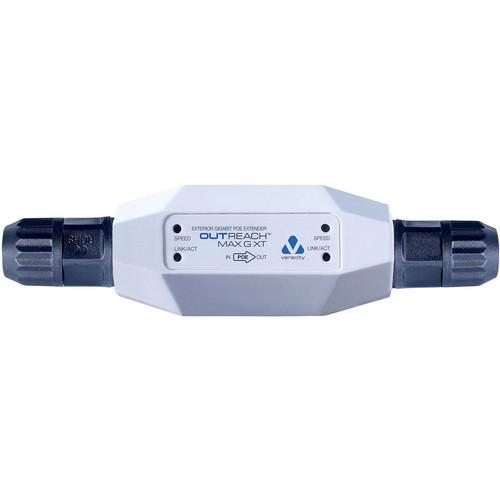 Veracity OUTREACH Max GXT Outdoor Gigabit Ethernet/PoE Extender
