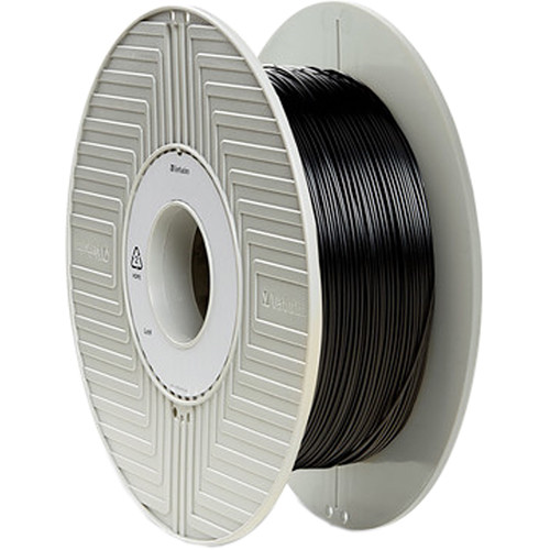 Verbatim 1.75mm TPE PRIMALLOY 3D Printer Filament (500g Spool, Black)