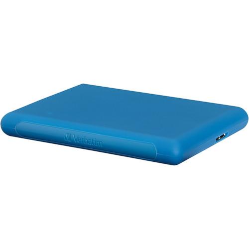 Verbatim 1TB Titan XS Portable Hard Drive (Blue)