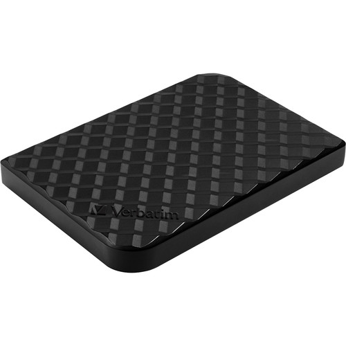 Verbatim 1TB Portable USB 3.0 Hard Drive (Black)