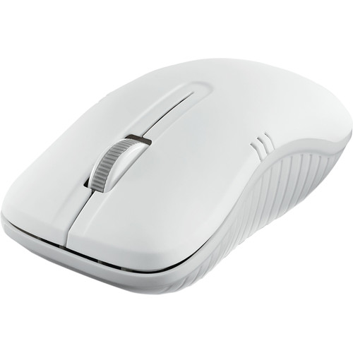 Verbatim Commuter Series Wireless Notebook Optical Mouse (Matte White)