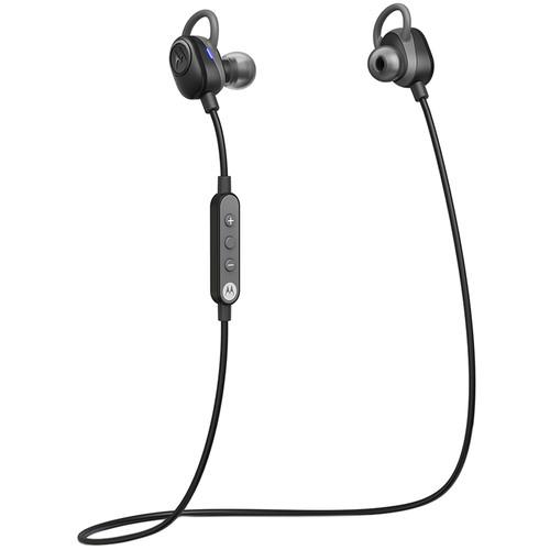VerveLife by Motorola VerveLoop Bluetooth Sports Earbuds (Black)