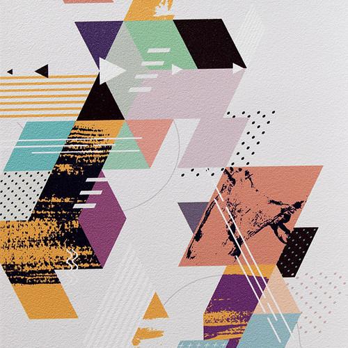 """VESCOM Polster Vinyl Wallcovering Medium (54"""" x 150' Roll)"""