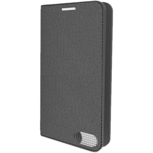 VEST Anti-Radiation Wallet Case for iPhone 7 Plus (Gray)