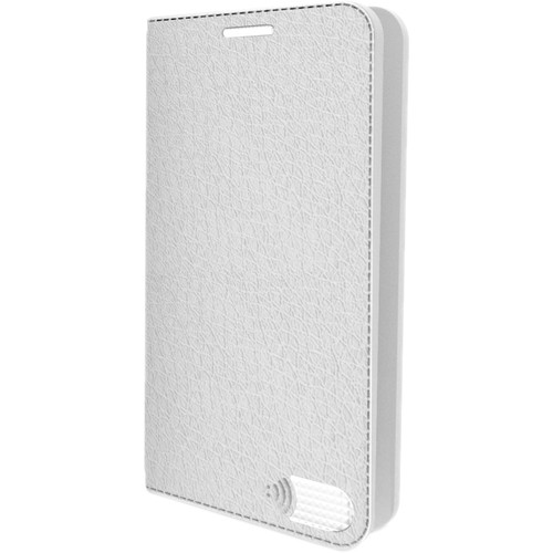 VEST Anti-Radiation Wallet Case for iPhone 7 Plus (White)