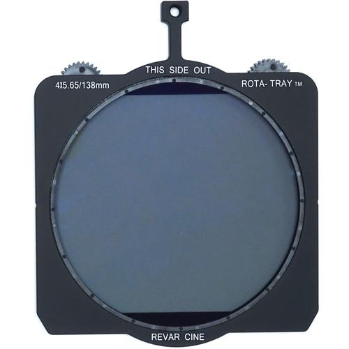 "Veydra Revar Cine Rota-Tray 4 x 5.65""/138mm with Circular Polarizer"