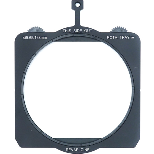 "Veydra Revar Cine Rota-Tray 4 x 5.65""/138mm Filter Tray"