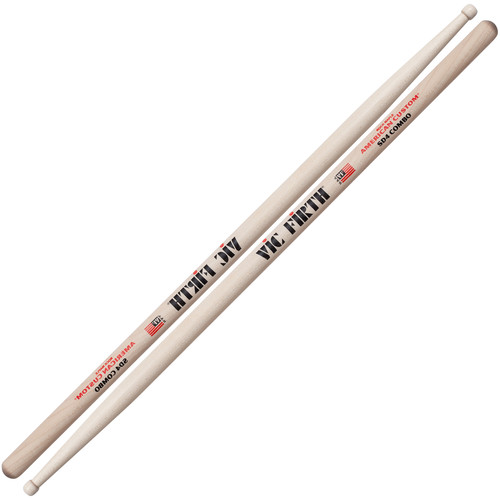 VIC FIRTH American Custom Maple Drumsticks SD4 Combo