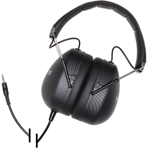 VIC FIRTH SIH2 Stereo Isolation Headphones for Drummers