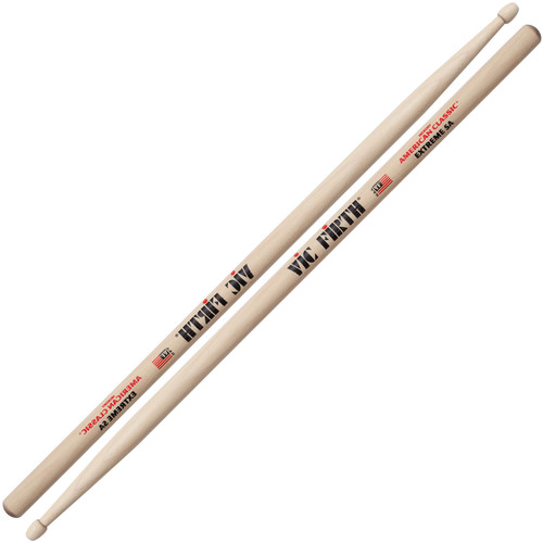 VIC FIRTH American Classic Hickory Drumsticks X5A Extreme