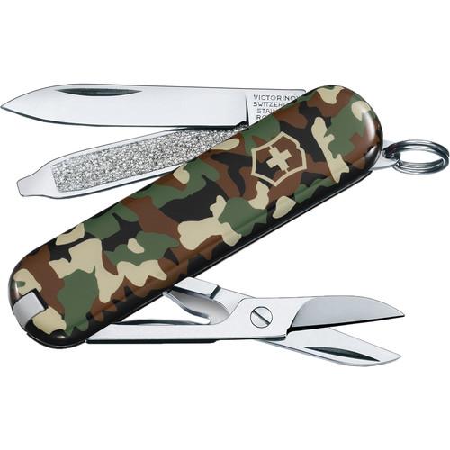 Victorinox Classic SD Pocket Knife (Cambo)