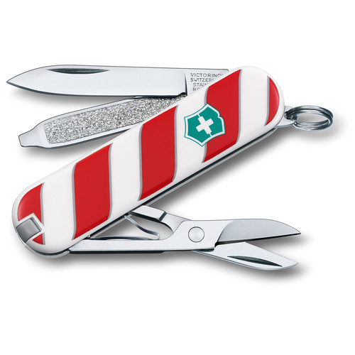 Victorinox Classic SD Pocket Knife (Lollipop)