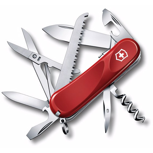 Victorinox Evolution S17 Folding Knife (Clamshell Packaging)