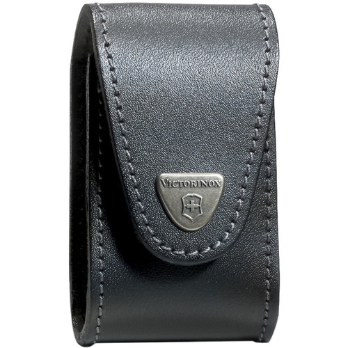 Victorinox SwissChamp XLT Leather Pouch