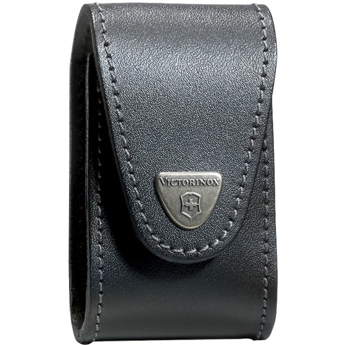 Victorinox SwissChamp XAVT Leather Pouch