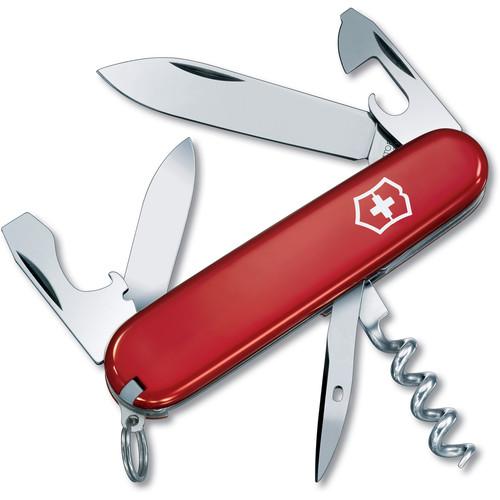 Victorinox Spartan Pocket Knife (Red)
