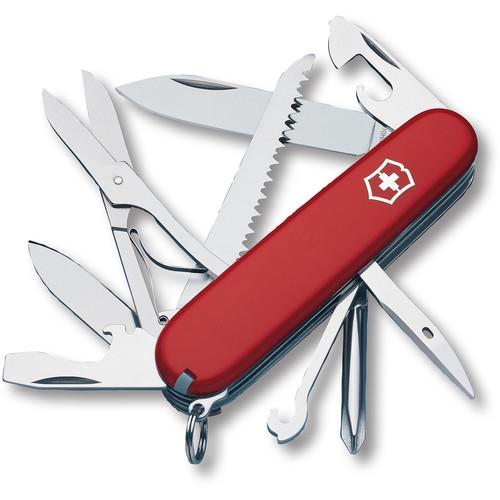 Victorinox Fieldmaster Pocket Knife (Red)