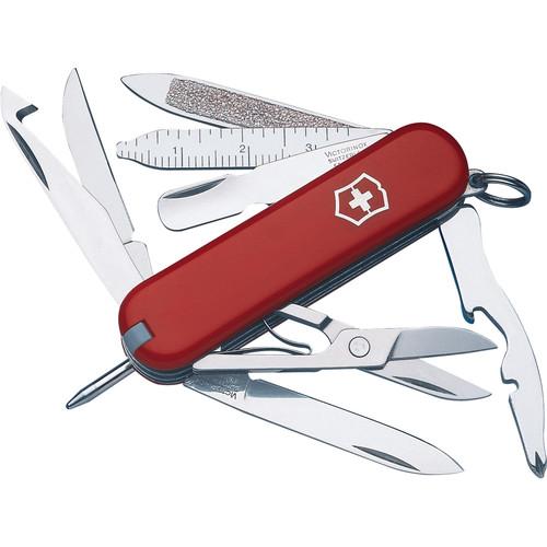 Victorinox MiniChamp Pocket Knife (Red)