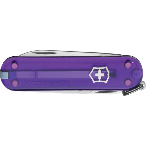 Victorinox Classic SD Pocket Knife (Amethyst)