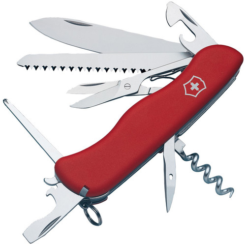 Victorinox Outrider Multi-Tool Pocket Knife (Red)