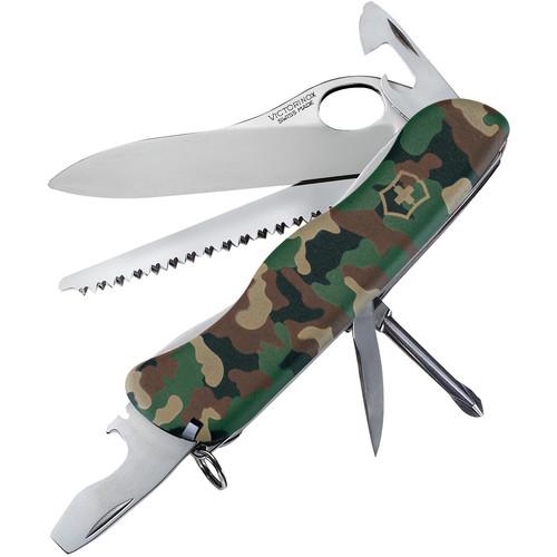 Victorinox One-Hand Trekker NS Multi-Tool Pocket Knife (Camo)