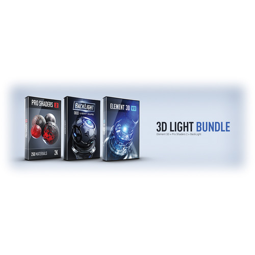 Video Copilot 3D Light Bundle (Download)