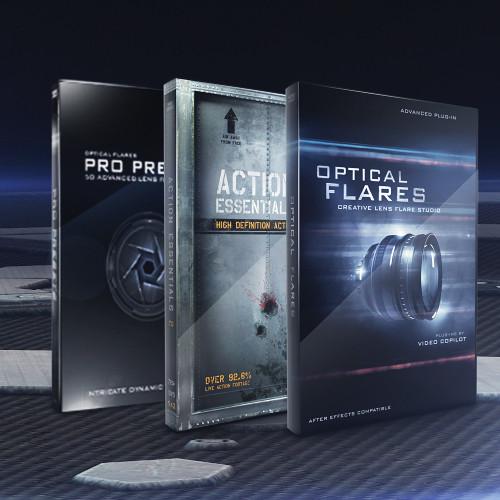 Video Copilot Action Flares Bundle (Download)