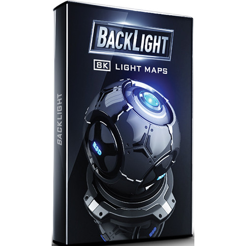 Video Copilot Backlight 8K Light Maps for Element 3D V2