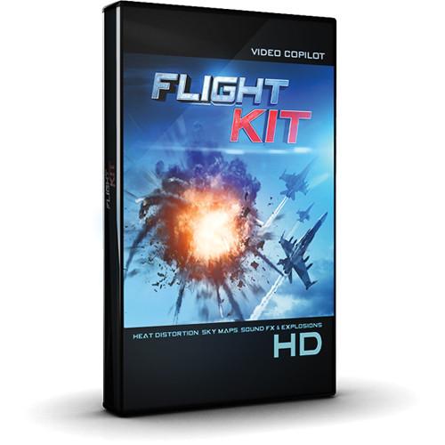 Video Copilot Flight Kit