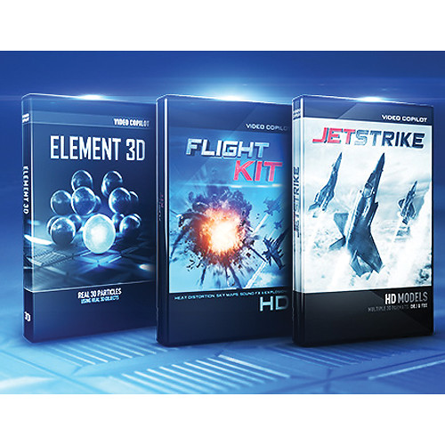 Video Copilot Jetpack Bundle