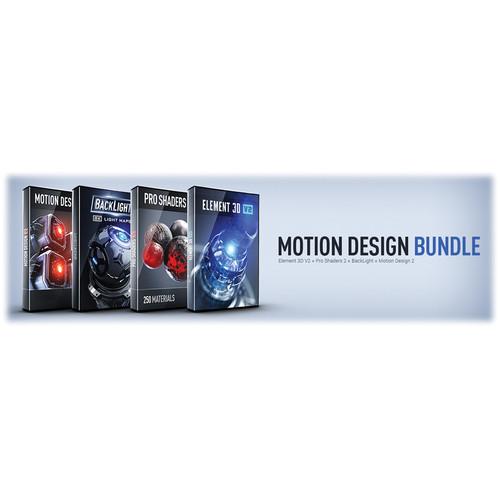 Video Copilot Motion Design Bundle (Download)