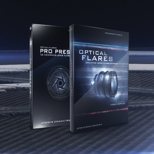 Video Copilot Optical Flares Bundle (Download)