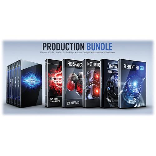 Video Copilot Production Bundle (Download) PRODUCTIONBUNDLE B&H