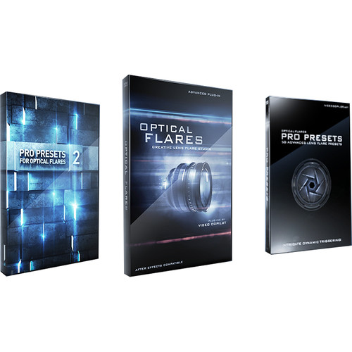 Video Copilot Pro Flares Bundle (Download)