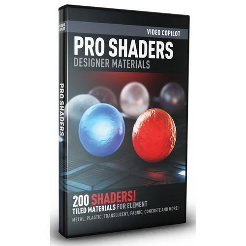 Video Copilot Pro Shaders