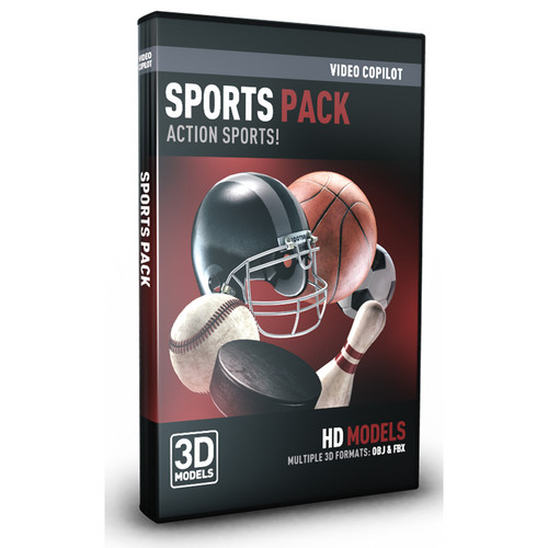 Video Copilot Sports Pack