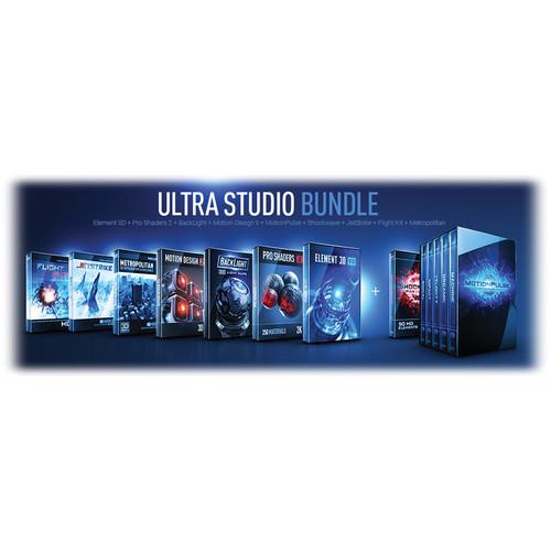 Video Copilot Ultra Studio Bundle (Download)