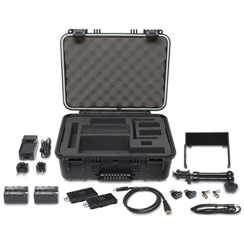 Video Devices Production Accessory Kit for PIX-E5 and PIX-E5H Recording Monitor