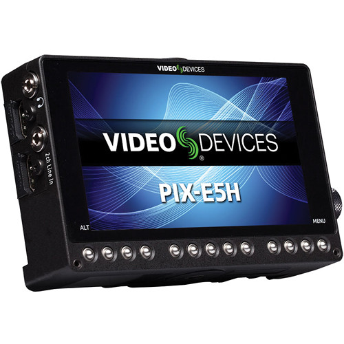"""Video Devices PIX-E5H 5"""" 4K Recording Video Monitor (Refurbished)"""